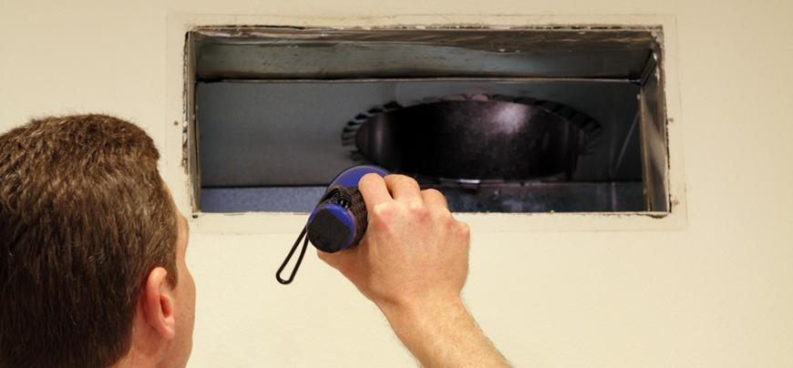 Custom duct work in Peterborough