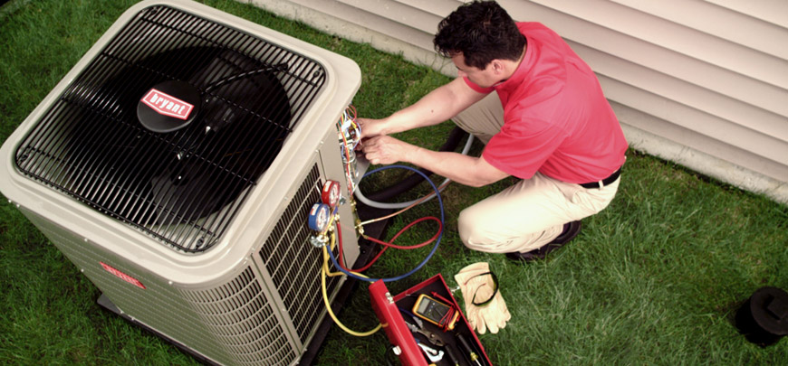 Central air conditioning in Peterborough