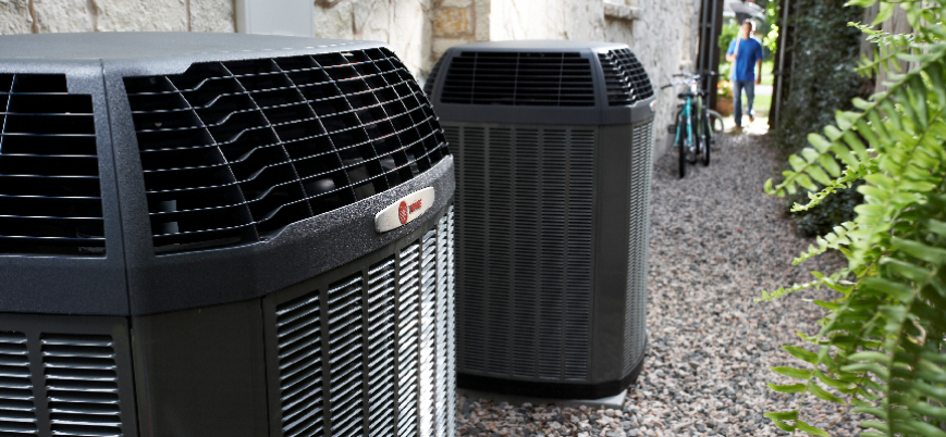Trane Central AC Peterborough