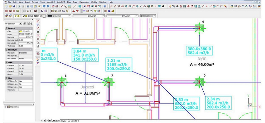 residential hvac design